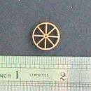 "15mm (0.6"" - 7/12"")  wheel"