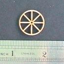 "20mm (0.8"" - 9.5/12"" ) wheel"