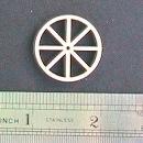 "25mm (1.0"") wheel"