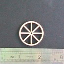 "30mm (1.2"" - 1 1/6"" ) wheel"