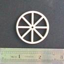 "40mm (1.6"" - 1 7/12"" ) wheel"