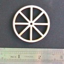 "45mm (1.8"" - 1 3/4"") wheel"