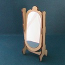 Cheval mirror frame-1:24 Kit