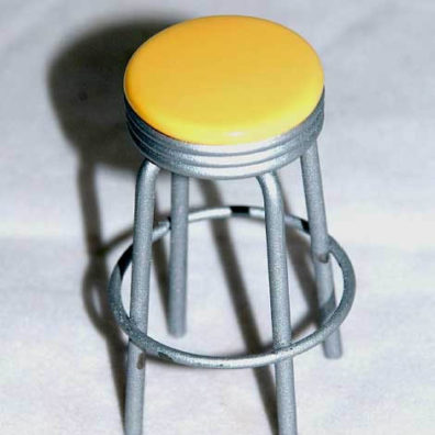 Retro style bar stool
