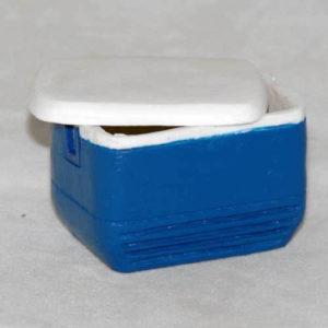 Blue esky