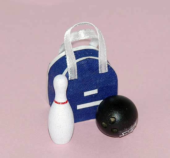 Bowling bag kit