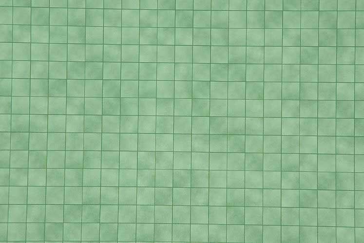 Marble green flooring