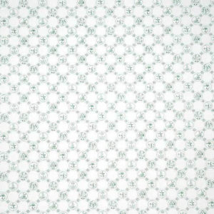 New Dutch tile white and green