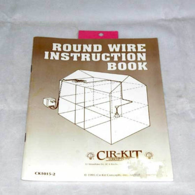 Instruction book - roundwire