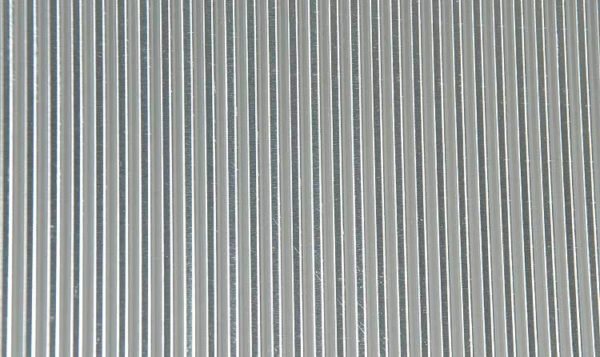 Corrugated roofing iron