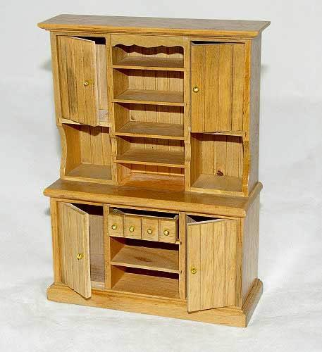 Kitchen hutch, pine