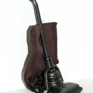 1940s vacuum cleaner  brown
