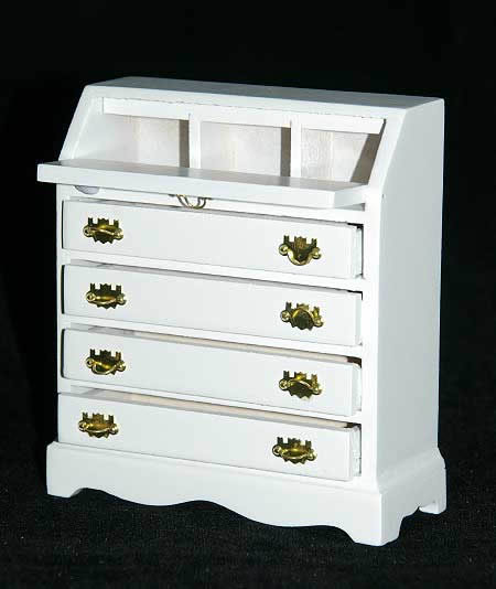 Ladies desk with drawers