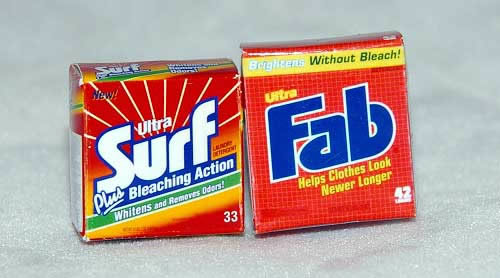 Surf and Fab set of 2