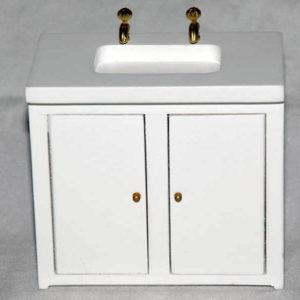 Kitchen sink off white