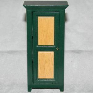 Kitchen cupboard, green