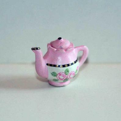Teapot , pink