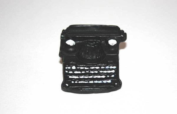 Typewriter, black