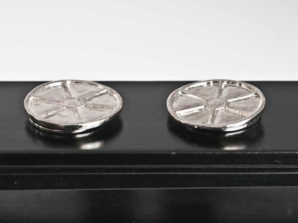 Lazy susan 2 pce set spins