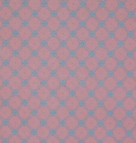 pink and blue diamond pattern