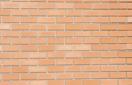 Natural clay bricks