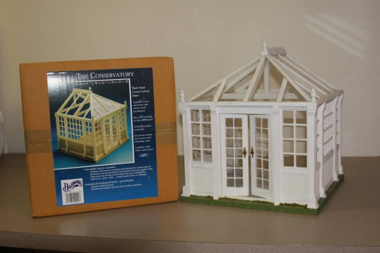 Conservatory complete kit for Complete kit homes