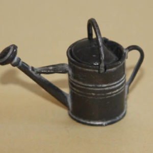 Watering can, metal