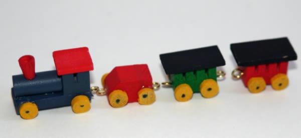 Train set, 4 piece