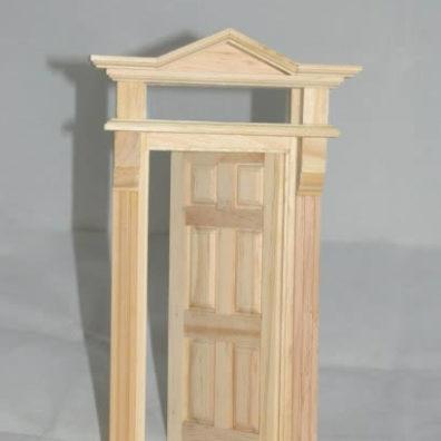Victorian front door/ Fairy Door