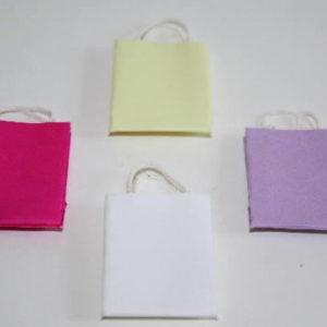 Shopping bags, set of 4