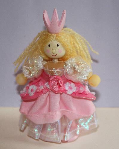 Princess bendable doll