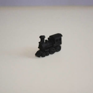 Steam train, 1:24 scale
