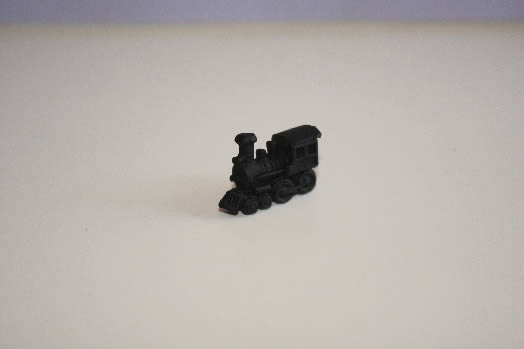 Steam train, 1:24 scale