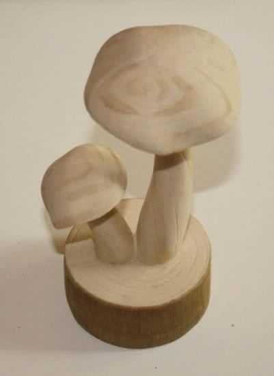 Magic mushroom, large