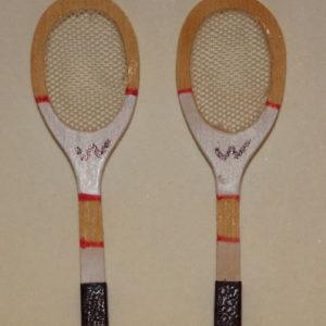 Tennis racket - set 2