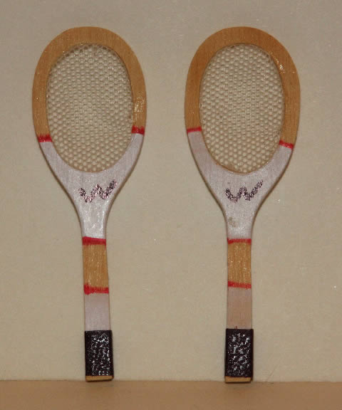 Tennis racket - set 2
