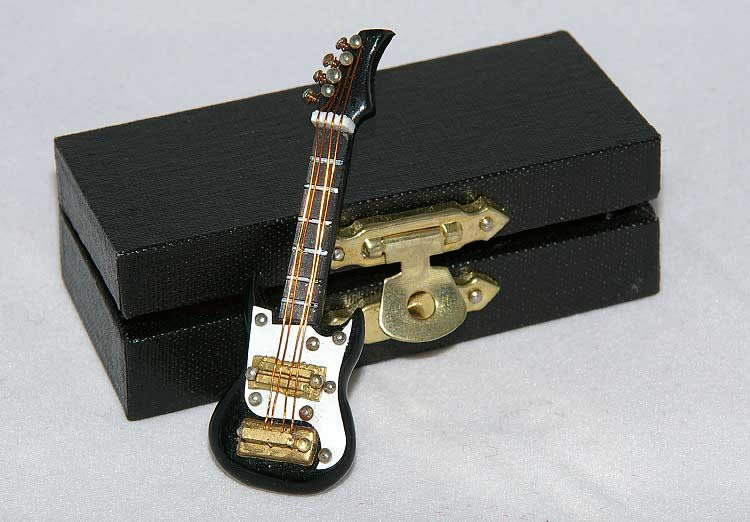 Electric guitar,
