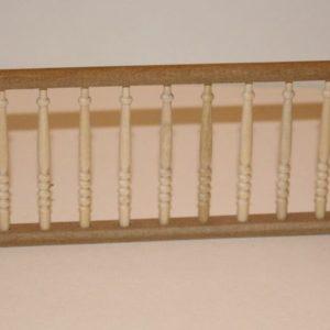 Corner stair railing Set
