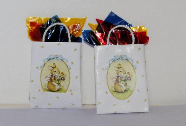 Peter rabbit gift bags - set of 2