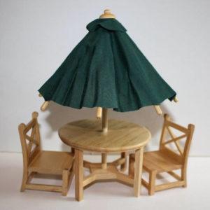 Timber Garden Set