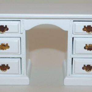 White Desk/Dressing Table