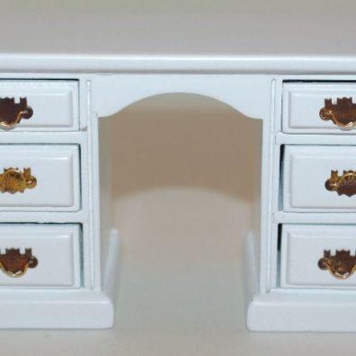 White Desk/Dressing Table