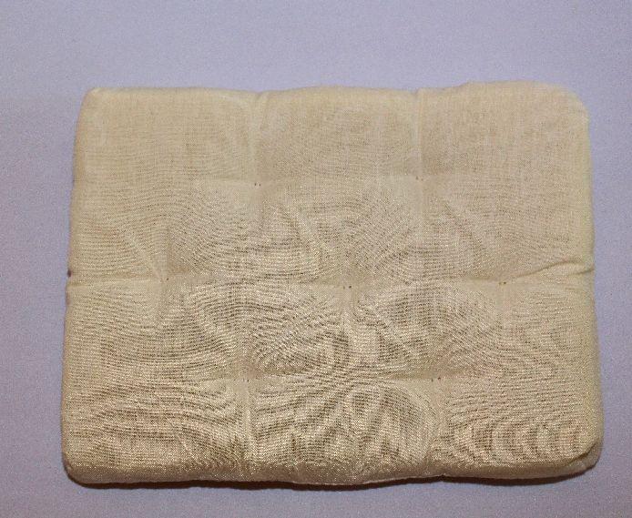White Padded Calico Mattress