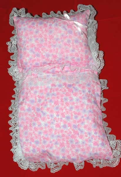 Pink doona 42 cm,  range of colours and designs