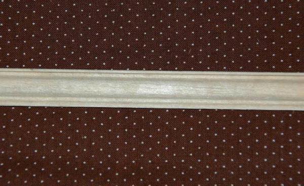 Wooden cornice