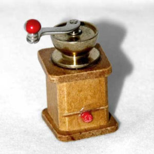 Old style coffee grinder