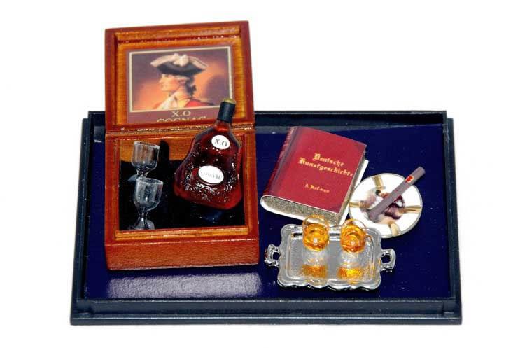 German Cognac mens set