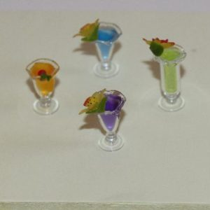 Cocktail Glasses set of 4
