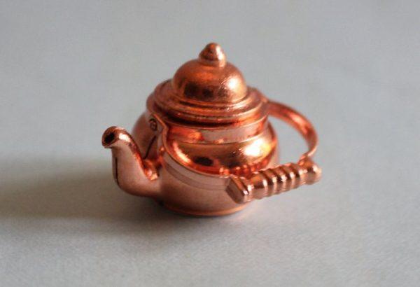 Teapot Copper Metal