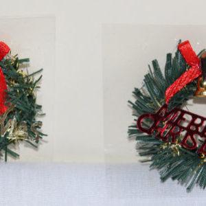 Christmas wreath 1 0nly